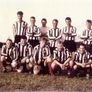 Grenoside Football Team 1966