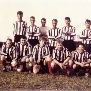Grenoside Football Team 1966