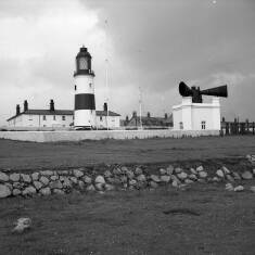 Souter Lighthouse and Fog Horn