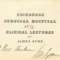 Clinical Lectures
