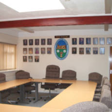 2006 Houghton Regis Town Council Council Chamber