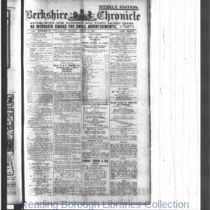 Berkshire Chronicle Reading 04-1917