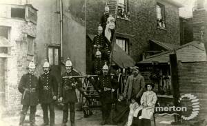 Fire Brigade, Colliers Wood