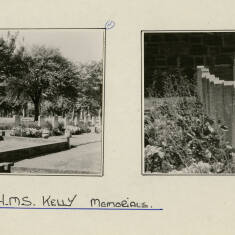 HMS Kelly Memorial
