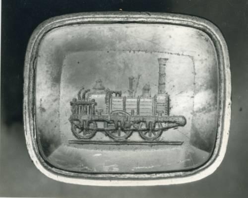 Bedlington locomotive