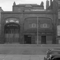 Eagle Vaults Pub, East Street, South Shields