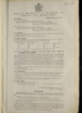 Routine Orders - June 1917 - June 1918 - Page 261