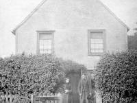 Old House, Church Road, Mitcham:  Demolished 1882