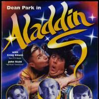 1997 programme - Aladdin
