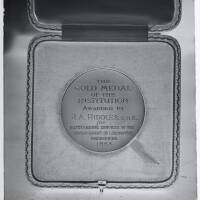 Institution of Locomotive Engineers Gold Medal