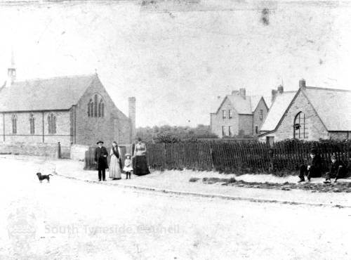St Nicholas' Church, Hedworth Lane, Boldon Colliery