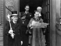 Proclamation of King Edward VIII