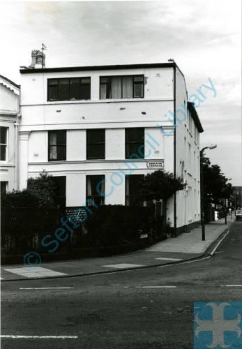 1 Adelaide Terrace Waterloo, 1986