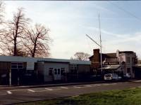 Commonside West: Sea Cadets Hut & Windmill Pub