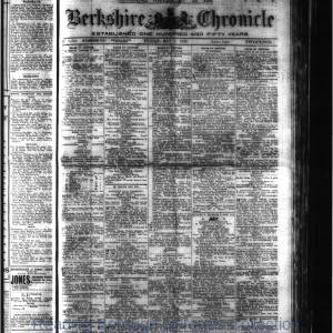 Berkshire Chronicle Reading 05-1920