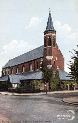 St. Luke's Church, Wimbledon Park