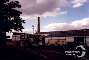 Wimbledon Power Station, Durnsford Road, Wimbledon Park