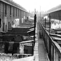 Back of Bala & Conway Streets, Bootle