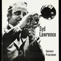 The Syd Lawrence Orchestra, Music in the Glenn Miller Mood, Fairfield Hall, Croydon - 1970 001