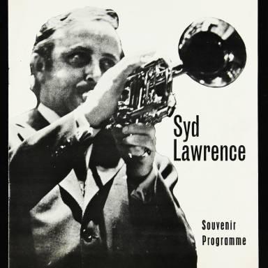 The Syd Lawrence Orchestra, Music in the Glenn Miller Mood, Fairfield Hall, Croydon - 1970 001