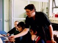 Ricards Lodge School, Wimbledon: Art Lesson