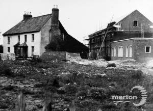 Hatfeild Mead primary school,  Lower Morden Lane