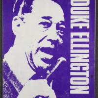 Duke Ellington Orchestra British Tour – 1965 001