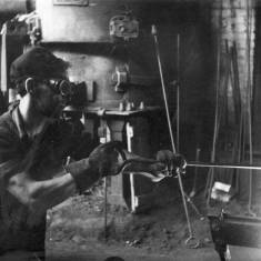 Chas Taylor Iron Foundry