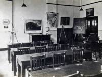 Wimbledon County School for Girls: Geography Classroom