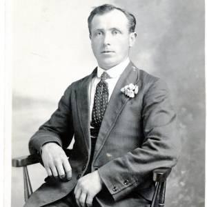 Jim Charles, killed at Credenhill munitions,1923