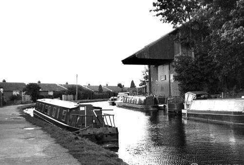 Canal wharf