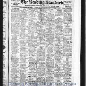 Reading Standard Etc 11-1919