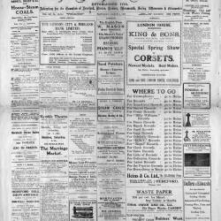 The Hereford Journal - 02-03-1918
