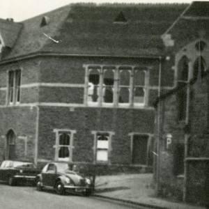 CJS032 rear of primary school, Henry Street, Ross-on-Wye.jpg