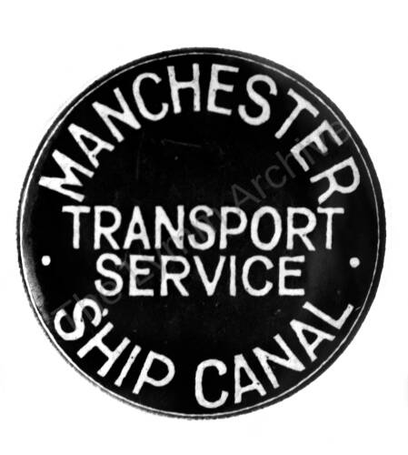 Manchester Ship Canal: Transport Service, badge