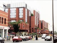 St. George's Road, Wimbledon: From Alexandra Road