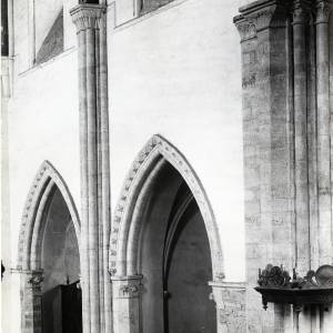 Dore Abbey, interior of south transept