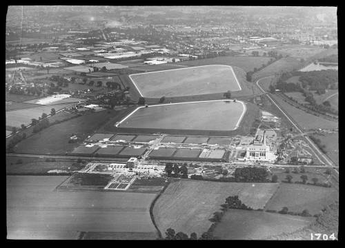 View of Kempton Park Works