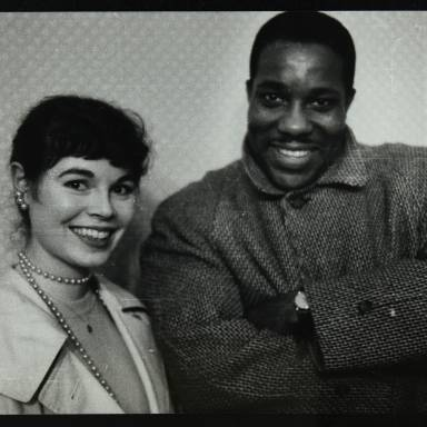 Eugene Wright and Jean Brace