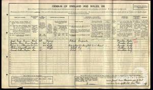 Census1911HartfieldRoadNA