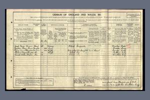Census1911HartfieldRoadNA