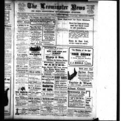 Leominster News - October 1916