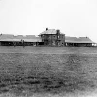 Bootle Municipal golf Links clubhouse, 1934