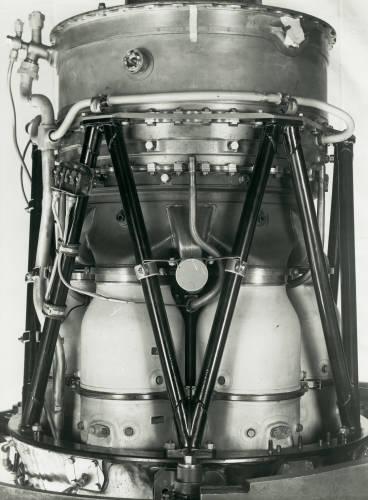 Eland 503 engine: Napier