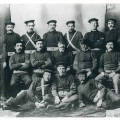Group of Volunteer Life Brigade Volunteers