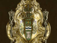 Mitcham's coat of arms