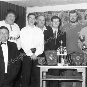 The Ranch Chapeltown Annual Fishing Match Presentation 1989