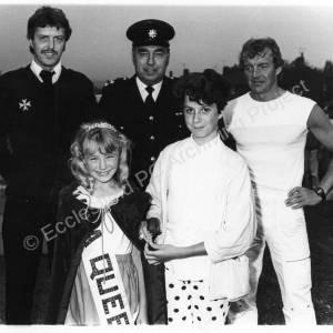 Willow Crescent Recreation Ground Chapeltown 1986.