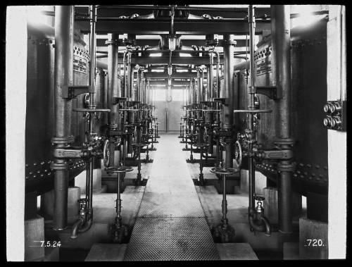 Waltham Abbey iron elimination plant