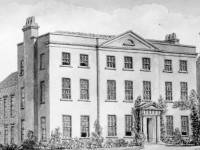 The Elms, London Road, Mitcham: Burnt down 1891, demolished 1894